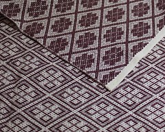 Christian Morath1 (Zip Eye) Tags: handwoven towel blackandwhite