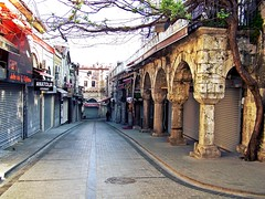 The lonely streets of Istanbul on Sunday (mmalinov116) Tags: city   turkey istanbul lonely street urban