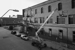 get-duke, 2015 (Clay Percy) Tags: blackwhite bw buildings urbanlandscape urban city