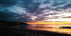 Douglas sunrise. (Chris Kilpatrick) Tags: chris nature nokialumia1020 outdoor promenade douglas isleofman onchanhead sea seascape water sun sunrise november irishsea