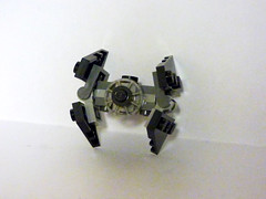 3rd December Star Wars Lego Advent Calendar Deep Space Dec 2016 (symonmreynolds) Tags: 3rddecember starwars lego adventcalendar xwing deepspace december 2016 tiefighter