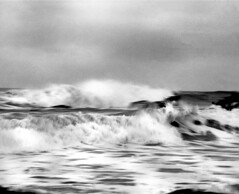 r011-09 (sheelkapur) Tags: filmisnotdead ishootfilm ilford hp5 iso400 mamiya rz67 pro gameoftones waves storm pescadero california tones sekkor mediumformat epson v800 analog analogue film landscape ocean