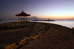 Sanur (Jokoleo) Tags: bali indonesia sanur sunrise sunset calm serene outdoors landscape