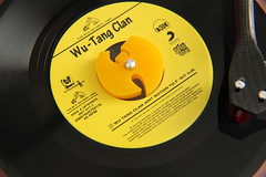 Tiger Style! (allremixes) Tags: wu tang clan aint nothin fuck wit 7 inch vinyl collection
