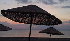 Cirali Beach - Sunrise (s_wh) Tags: cirali trkei lykien olympos baraka house turkey lycia chimera