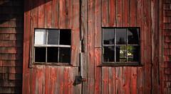 stonecutter's shed (jtr27) Tags: dsc00385e jtr27 sony alpha nex7 nex emount mirrorless ilc red barn shed machias maine stonecutter sigma 1770mm f2845 dc macro laea2 adapter newengland amount