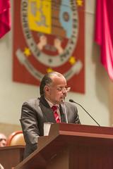 Comparecencia del Director General del IEEPO Germán Cervantes Ayala ante la Sexagésima Tercera Legislatura