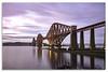 the bridge 3545 (Iain Izatt) Tags: forth rail bridge sunset