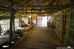Mari Mari Cultural Village, Sabah, Malaysia-6 (Christian Loader) Tags: borneo christianloader malaysia marimariculturalvillage sabah culture cultural longhouse rungus tribe tribal traditional tradition