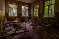 Sweet dreams (geert.dehert) Tags: urbanexploration urbanexplorer urbanexploring urbex ukraine desolation decay d750 neglected nikon abandoned chernobyl pripyat outdoor