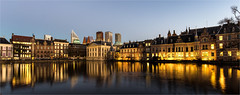 Den Haag vandaag / Hofvijver / Buitenhof (zilverbat.) Tags: denhaag hofvijver hofstad thenetherlands timelife longexposurebynight twilight thehague centrum regering longexposure innercity image urbanvibes city cinematic zilverbat architecture art artistic availablelight avondfotografie town nightphotography netherlands nightshot nightlights night rutte torentje history modern postcard world dutch buitenhof visit stedelijk tripadvisor reflections reflectie mauritshuis museum kabinet