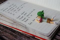 Dear diary (fransiskus.murni) Tags: yotsuba danbo toyphotography diary