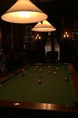 Billiard Room (adroach) Tags: biltmoreestate asheville billiards pool pooltable northcarolina