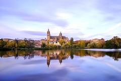 Love salamanca (nataliaf.rouces) Tags: salamanca rio espaa spain castillayleon catedral