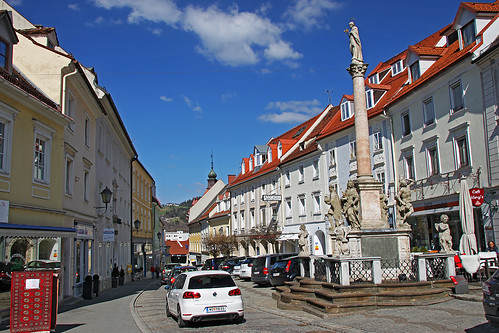 Wolfsberg main square