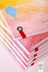 (be light) Tags: cuaderneta libreta cosida mano cuadernos de luz cuadernosdeluz bookcel handmade bookbinding sketchbook