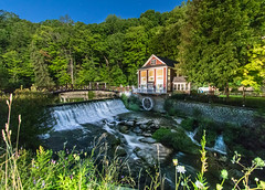 Marcellus Falls (Kris Kumar) Tags: 2016 august marcellus marcellusfalls ny us ustrip2016 usa upstateny waterfalls