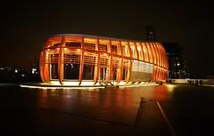 Milano - Porta Nuova (Gi@nni B.) Tags: milano milan portanuova portagaribaldi piazzagaeaulenti night shot d5200