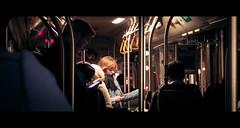 Missed Opportunity (Flux75) Tags: bus paris olympus cinematic night street