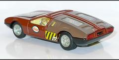 DE TOMASO Mangusta (2095) AUTO PILEN L1120639 (baffalie) Tags: auto voiture car coche miniature jeux jouet diecast toys