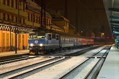 150.213   R 884 Galn   28.11.2016 (Jakub Hlvka) Tags: vlaky train trainspotting czech republic cd 150
