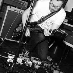 The Pretty Flowers (Casey Lombardo) Tags: livemusic concert concerts concertphotography theprettyflowers prettyflowers punk indie bands punkbands indiebands rock rockshows 4thstreetvine longbeach longbeachca bw bwphotography blackandwhite monochrome monochromatic guitarpedals fxpedals pedalboard supro