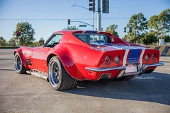 Cris G's JCG Restoration & Customs C3 Corvette Stingray on Forgeline GA3R Wheels (Forgeline Motorsports) Tags: musclemonday forgeline ga3r notjustanotherprettywheel madeinusa chevrolet chevy c3 corvette stingray jcg