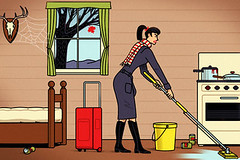 FlipKey Fiasco: All the Comforts of Home, Minus the Comforts (lindowcpa) Tags: lindow cpa self directed 401k ira
