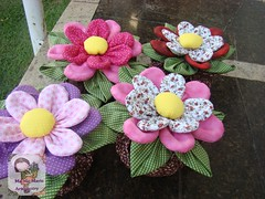 FLoR Peso de porta (Ma Ma Marie Artcountry) Tags: flores flor artesanato pesodeporta