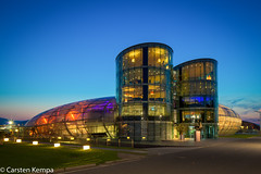 Hangar 7 (ck1berlin) Tags: salzburg bluehour hangar7 blauestunde