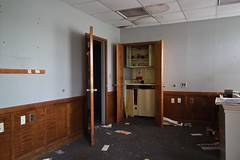 Preakness Healthcare Center (EsseXploreR) Tags: county new abandoned hospital view wayne nj center valley preakness jersey sanatorium healthcare geriatric passaic