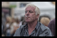 The first drag (Frank Fullard) Tags: street ireland portrait irish drag candid smoking mayo smoker erris belmullet fullard frankfullard
