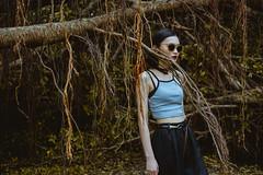 (Yssi Chen) Tags: portrait woman tree love nature beautiful beauty female photography photo shot taiwan like taipei