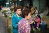 Krung Thep, the city of angels (slow paths images) Tags: travel ladies shopping thailand women asia southeastasia asians market bangkok indoors thai gaze colouful krungthep thecityofangels fredcan candidscene