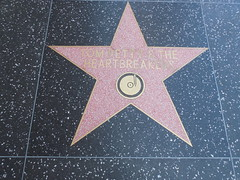 Tom Petty & The Heartbreakers Star (jimmywayne) Tags: california star boulevard historic hollywood walkoffame tompetty losangelescounty heartbreakers