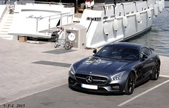 Mercedes AM GT - Cannes 2015 (Ferrari-live / Franck@F-L) Tags: mercedes am cannes gt