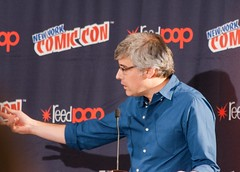 Mo Rocca (SpazLady) Tags: comiccon morocca nycc newyorkcomiccon nycc2015