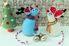 "Christmas Pin Cushion Mouse • <a style=""font-size:0.8em;"" href=""http://www.flickr.com/photos/29905958@N04/21629696963/"" target=""_blank"">View on Flickr</a>"