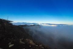 11Oct1718HST Haleakala Visitors Center on Crater Rim (mahteetagong) Tags: cruise fog hawaii nikon center tokina haleakala visitor 1224mmf4 d80