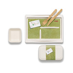 Eco-friendly In-flight tablewareの写真