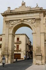Noto (Flavio~) Tags: day2 italy gates noto sicily barroque oct2015 spanisharcitecture