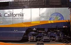 2015_10_16 Martinez Amtrak_04 (Walt Barnes) Tags: railroad station train canon eos scenery tracks engine rail streetscene scene calif amtrak transportation locomotive martinez trackside dieselelectric 60d canoneos60d eos60d wdbones99
