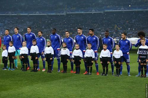 20/10/2015 - Champions League. FC Dynamo Kyiv - Chelsea. Динамо Киев - Челси - 0:0