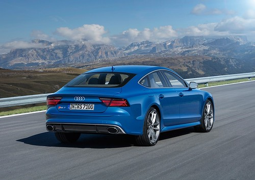 Audi RS7 Sportback Performance
