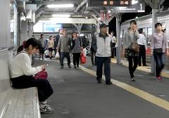 PA120393 (mr_nihei) Tags: girl station festival japan tokyo ota tokyu beaut ikegami oeshiki