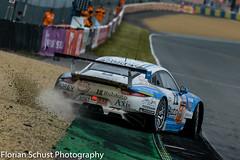 83rd 24 Hours of Le Mans - Team AAI (Porsche 911 RSR) (Florian Schust   Sportfotograf) Tags: du mans le 24 fsp 24h 2015 heures sportsphotographer porsche911gt3rsr sportfotograf teamaai florianschust florianschustphotography
