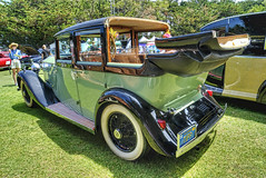 1935 Rolls-Royce 20/25 Park Ward Landaulet (dmentd) Tags: rollsroyce 1935 2025 landaulet parkward