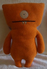 Uglydoll Handmade David Horvath and Sun Min - Wedgehead Two-Sided (jcwage) Tags: giantrobot handmade oneofakind ox prototype target uglydoll rare uglydolls icebat babo jeero uglydog horvath wedgehead gr2 davidhorvath sunminkim sunmin uglycon uglyworm toodee