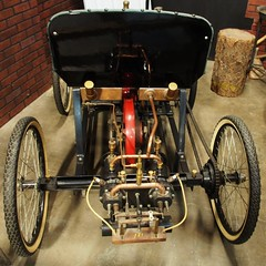 1896 Ford Quadracycle (Replica) 05 (Jack Snell - Thanks for over 26 Million Views) Tags: california ca wallpaper classic ford wall museum vintage paper antique flash automotive historic replica oldtimer sacramento veteran flair towe 1896 quadracycle jacksnell707 jacksnell
