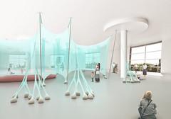 Проект центра искусства Сollection Вuilding в Роттердаме от MVRDV